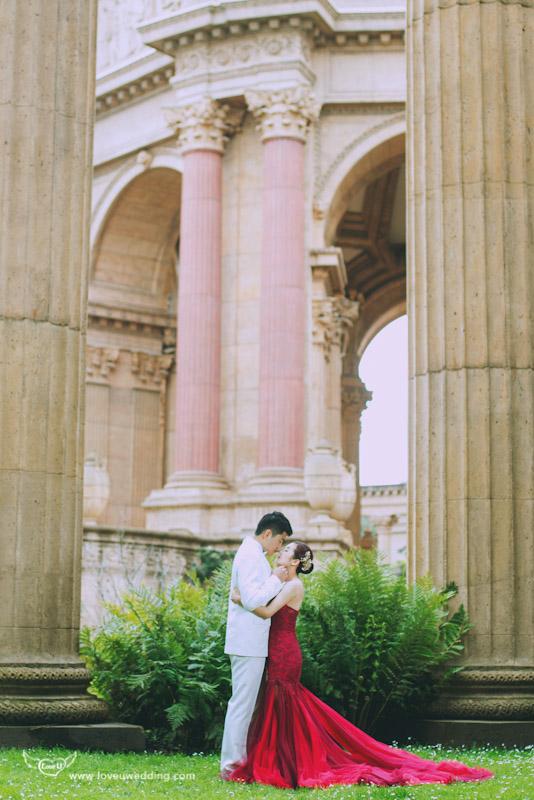 市政廳婚紗