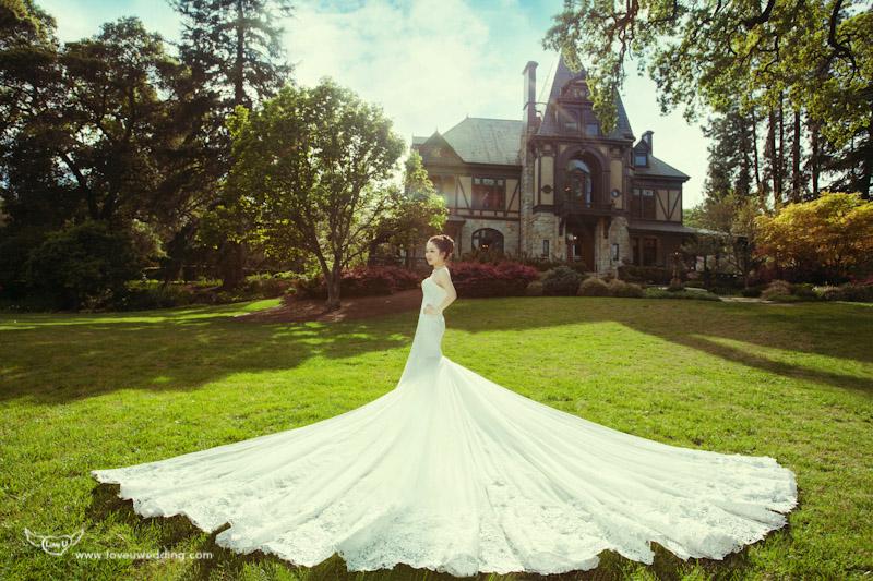 紐澤西海外婚紗