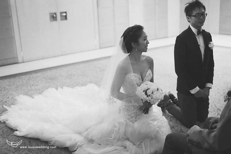婚紗造型師