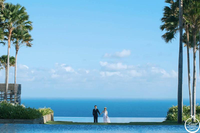 海景婚禮攝影