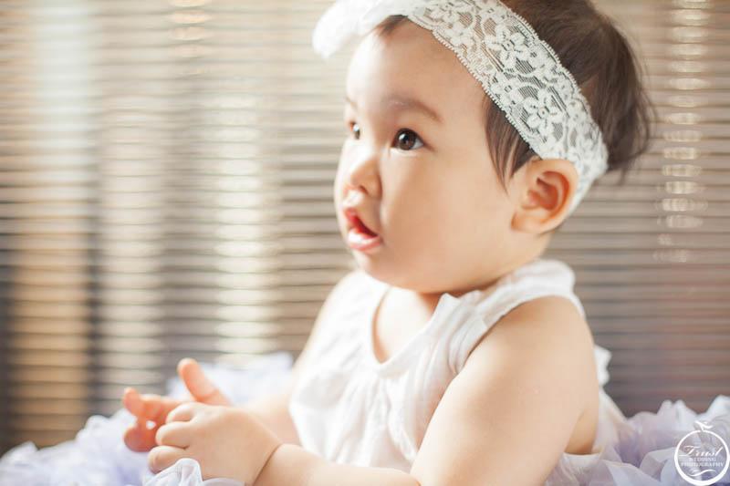 拍寶寶技巧