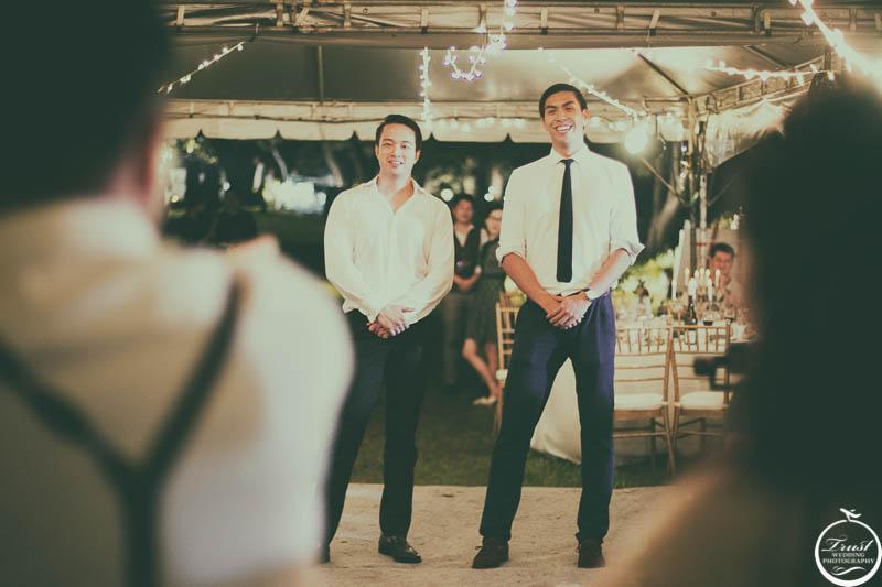 婚宴舞會拍攝