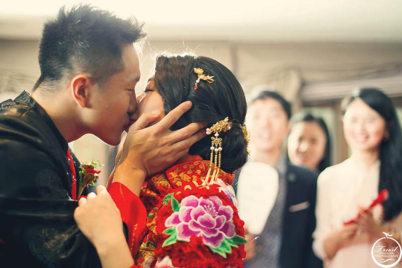 中式婚禮佈置
