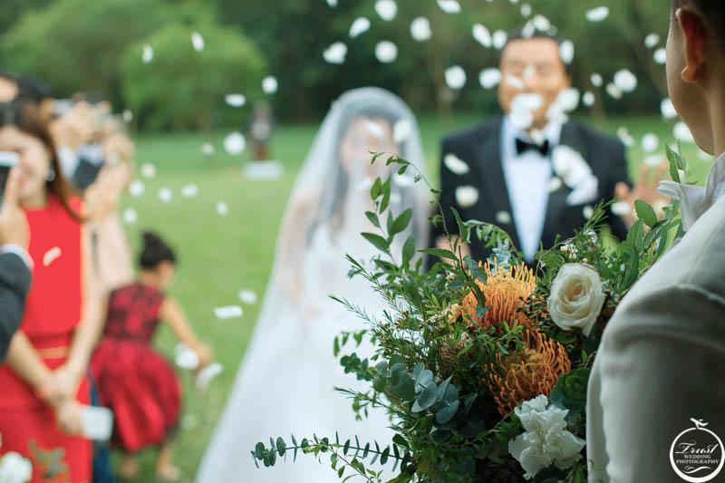 婚禮進場燈光