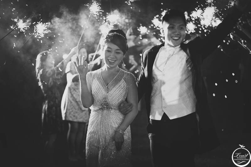 婚禮進場攝影