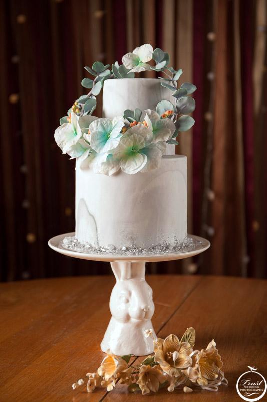 森林系蛋糕攝影