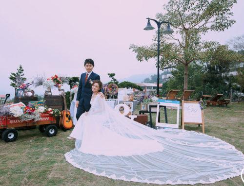南投自宅戶外婚禮|西式庭園|婚攝價格|Trust婚禮攝影師推薦