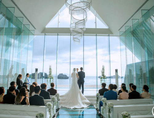 沖繩海外婚紗|愛妮斯教堂婚禮攝影|沖繩婚攝|Trust攝影師平台