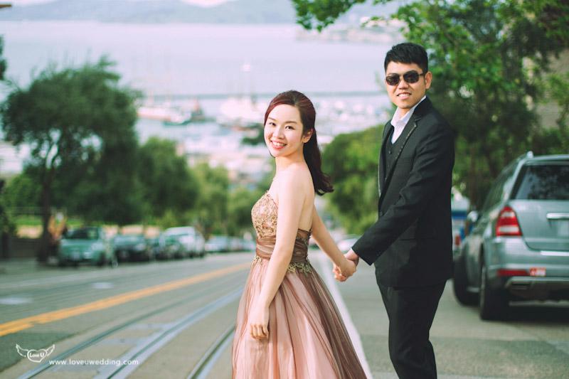 中央車站婚紗