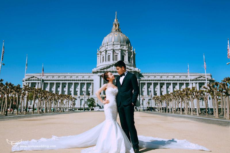 美國婚禮攝影師