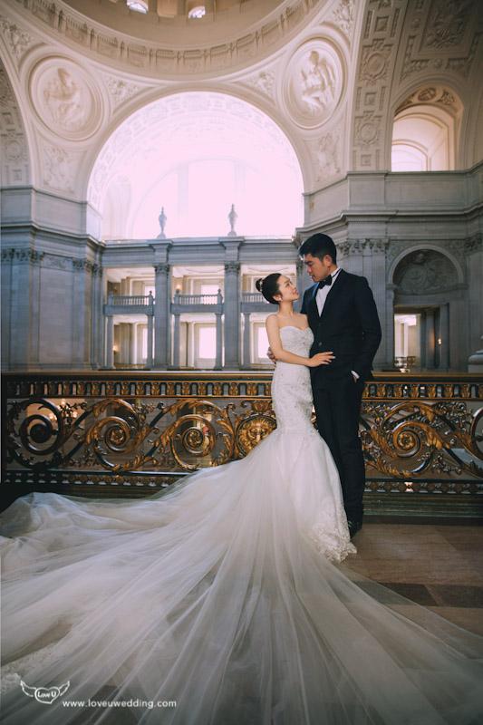 美國婚紗攝影師