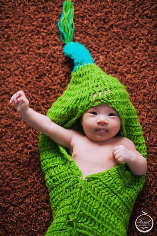 嬰兒記錄攝影