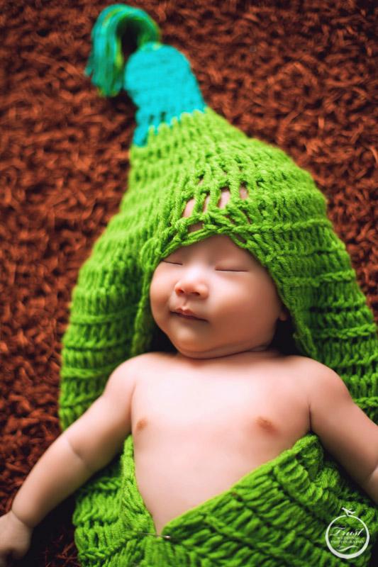 嬰兒自然拍攝技巧