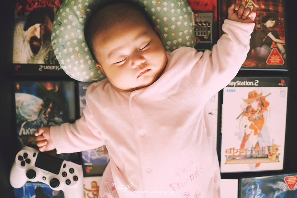 嬰兒房寫真