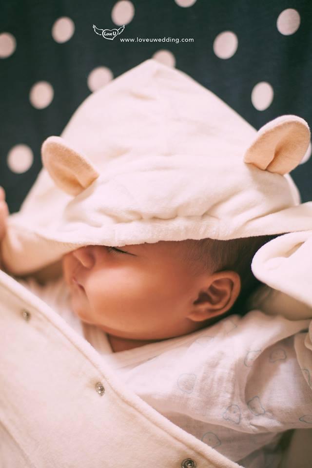 嬰兒造型寫真