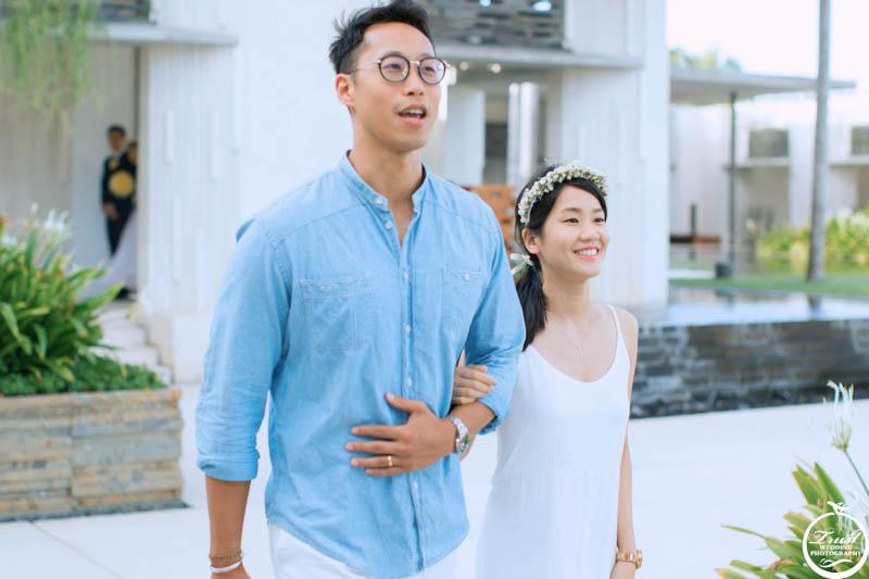 海外婚禮親友拍攝