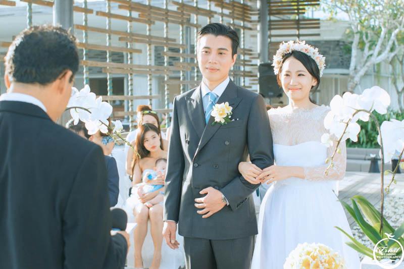 婚禮誓詞儀式