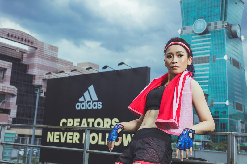 Adidas形象攝影