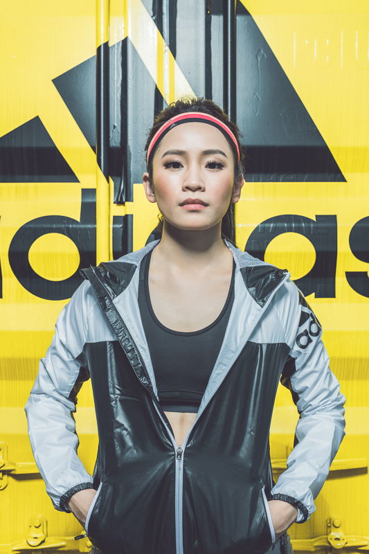 Adidas廣告攝影