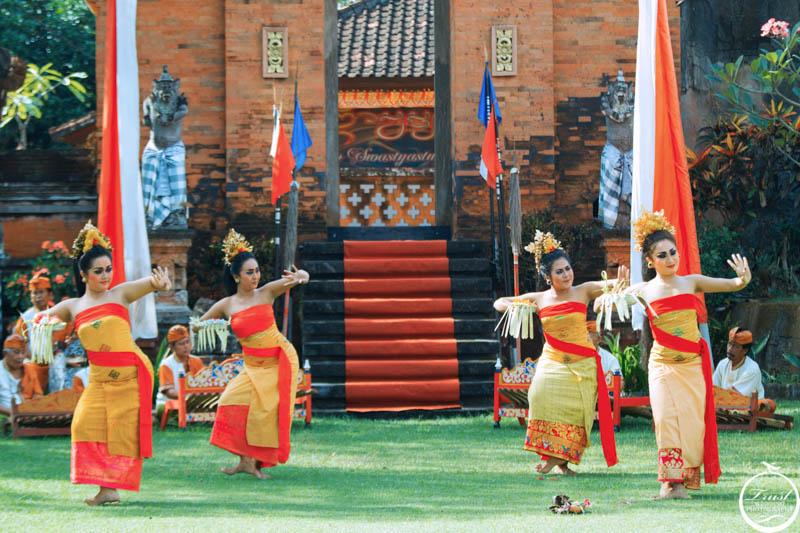 峇里島傳統舞蹈
