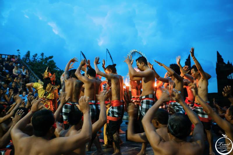 峇里島傳統表演