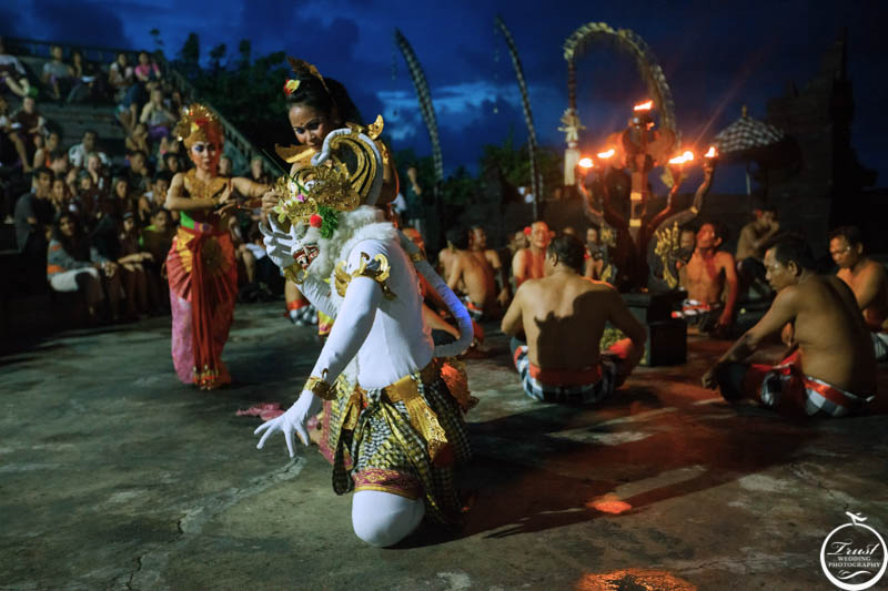 峇里島傳統表演2