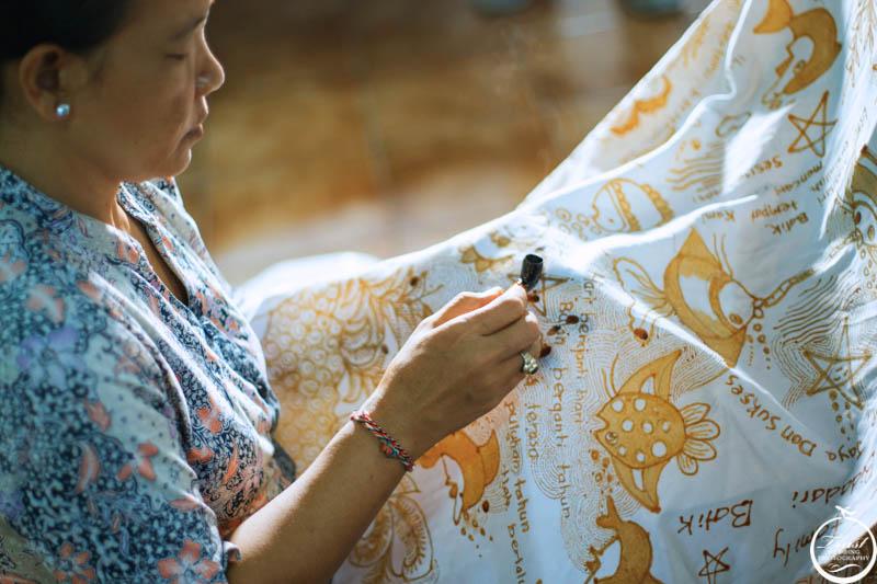 峇里島紡織