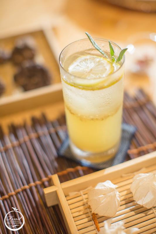 水果茶 menu拍攝