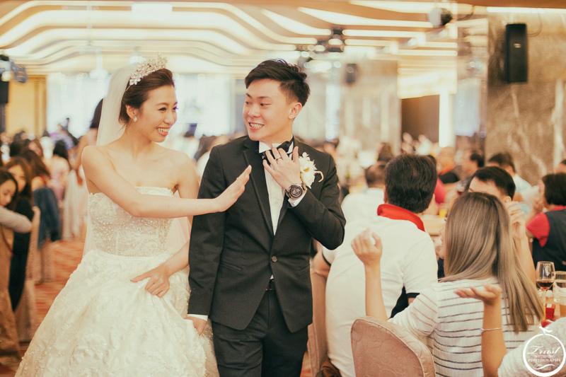 婚禮進場 永豐棧