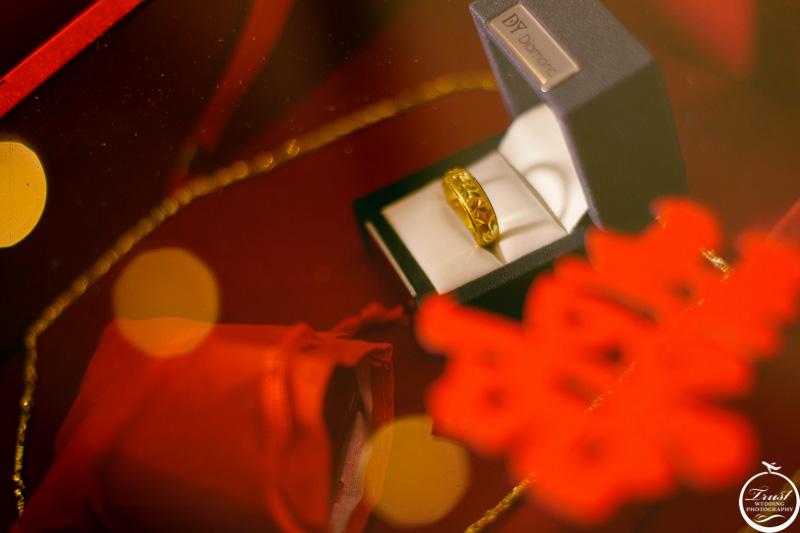 婚禮 飾品 攝影
