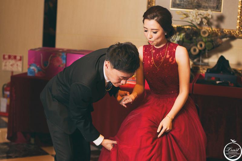 訂婚迎娶拍攝