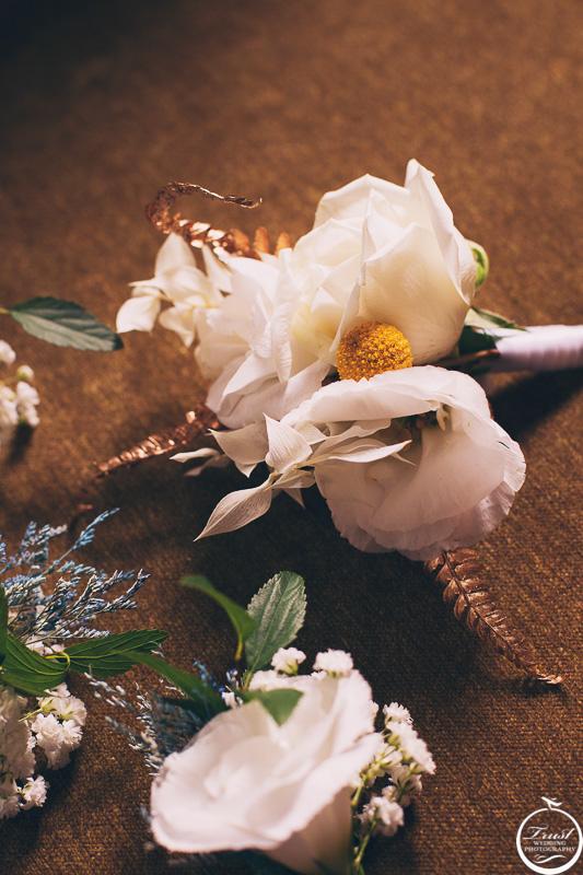 婚禮胸花攝影