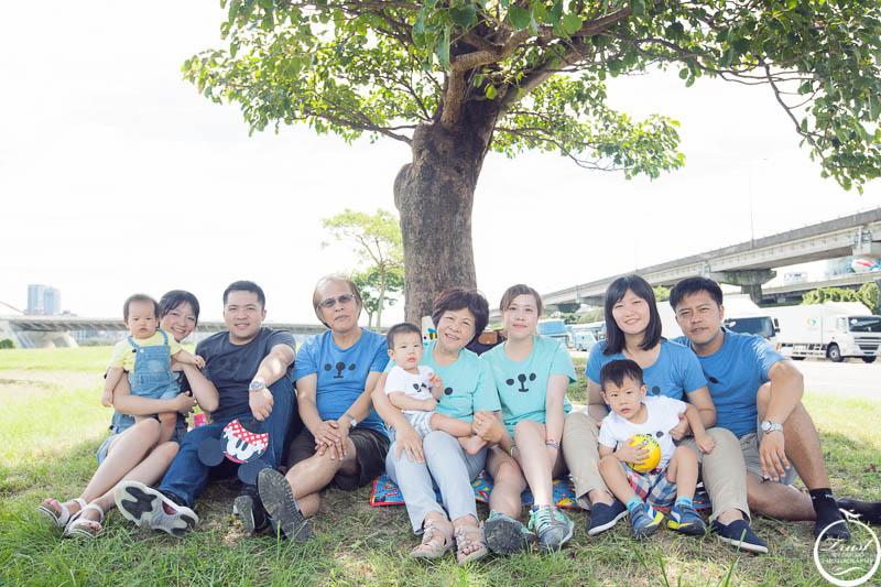 台北推薦親子攝影