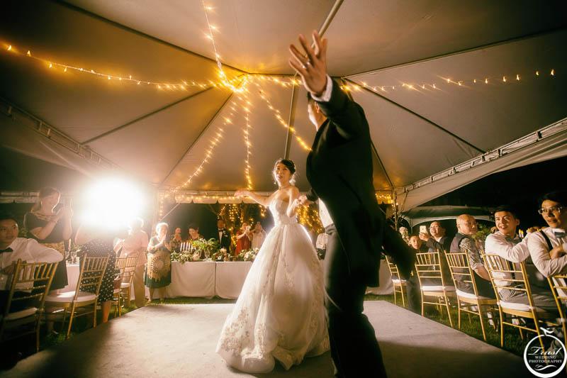 婚禮舞會動態攝影