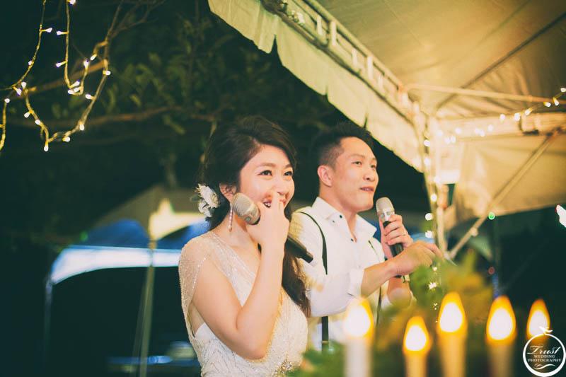 婚禮晚會攝影