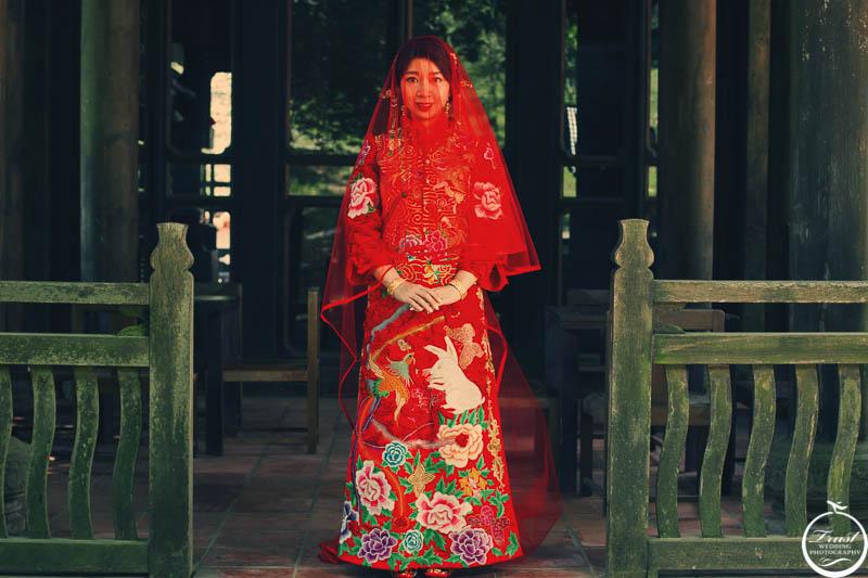 客家旗袍婚禮攝影