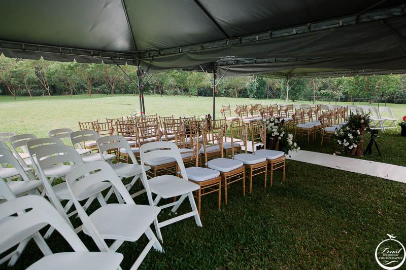 室外婚禮座位紀錄