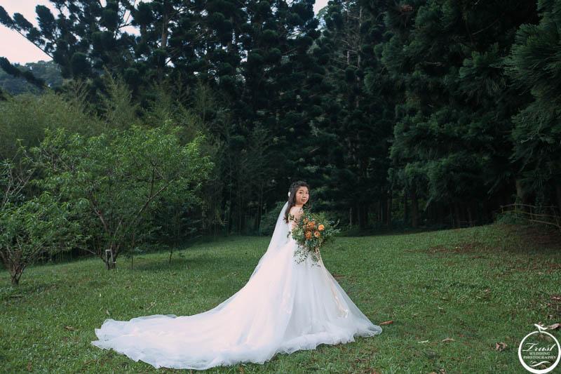 室外婚禮攝影