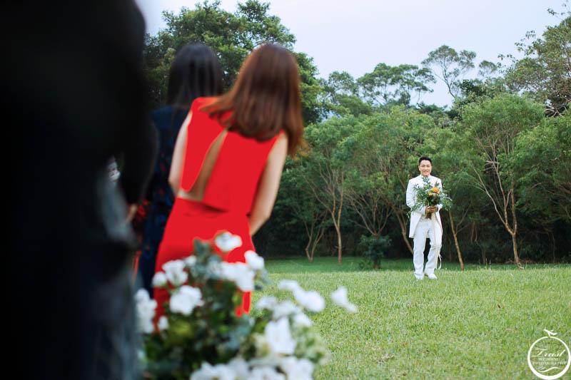 花園婚禮會場