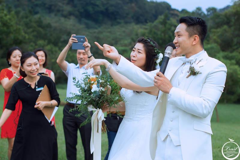 婚禮流程紀錄