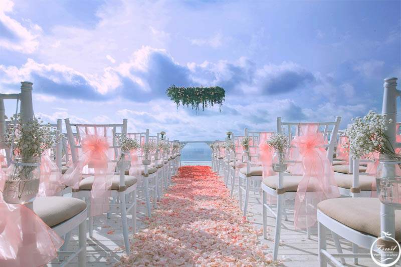 峇里島海外婚禮紀錄