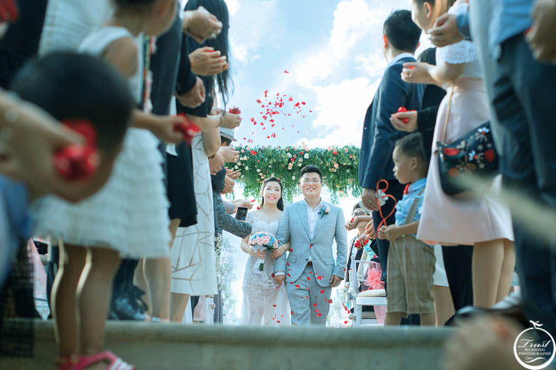 無敵海景婚禮