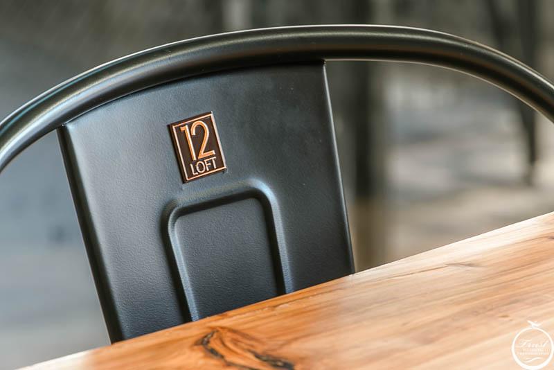 設計餐椅拍攝