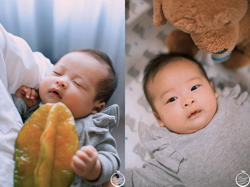 戶外嬰兒攝影