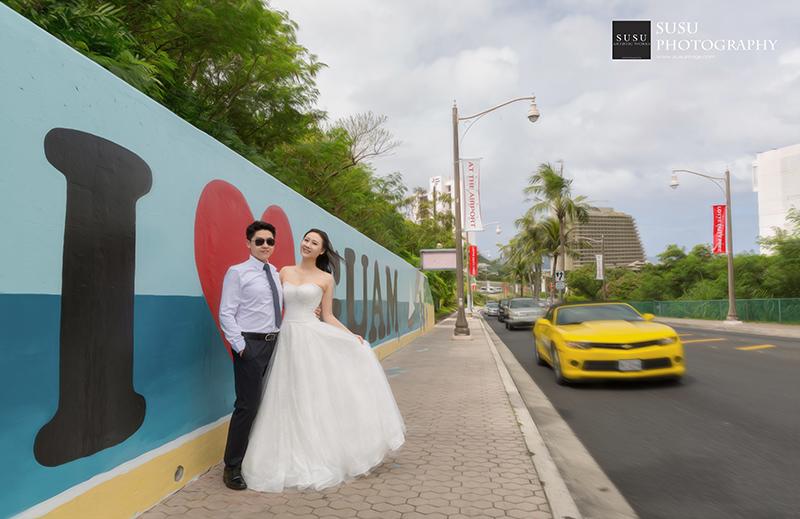 關島婚紗攝影