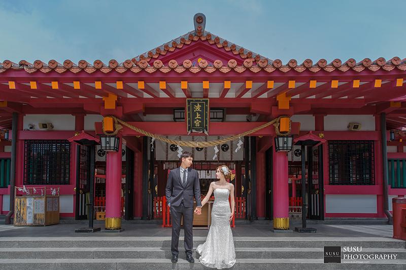 沖繩婚紗行程
