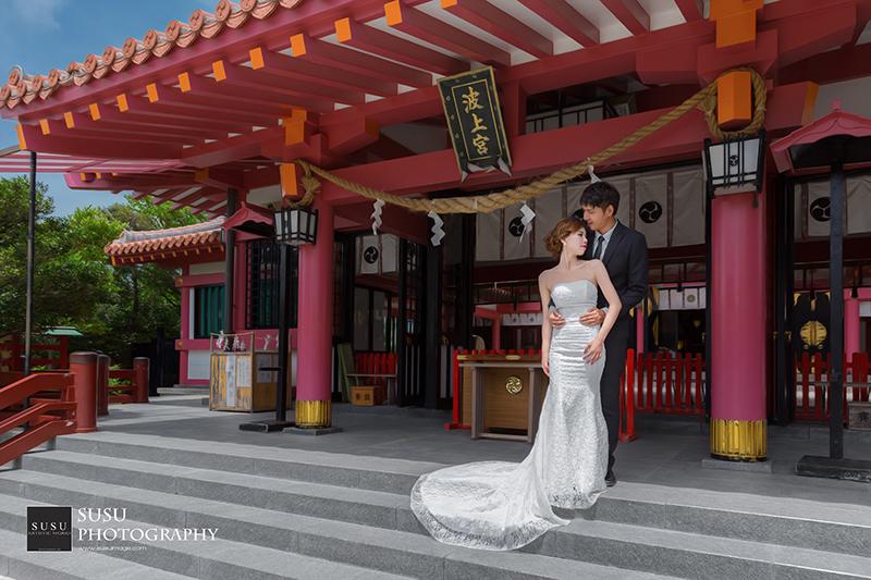 沖繩婚紗攝影師