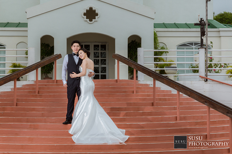 Guam海外婚紗