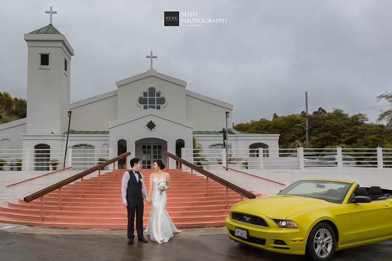 Guam海外婚攝