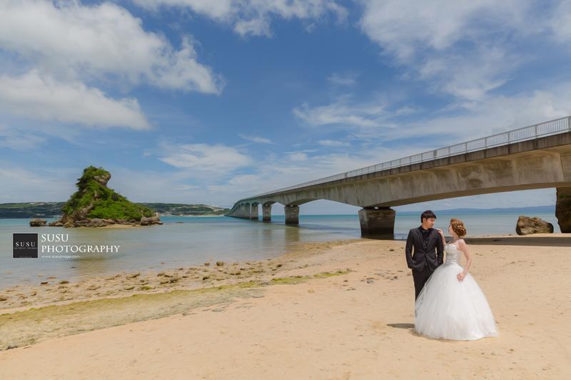 沖繩蜜月婚紗